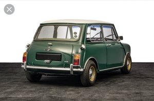 1968 Morris Mini Cooper S For Sale