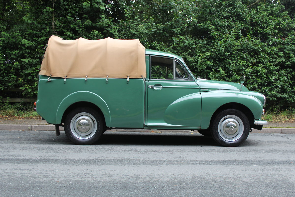 1964 Morris Minor Pick Up - Ex Demonstrator For Sale (picture 6 of 12)
