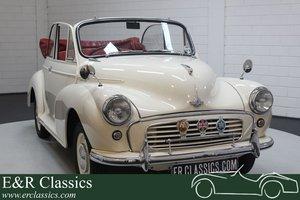 Morris Minor 1000 Cabriolet 1958 Top condition For Sale