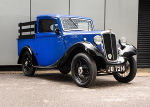 1935 Morris Eight Pick-up SOLD by Auction