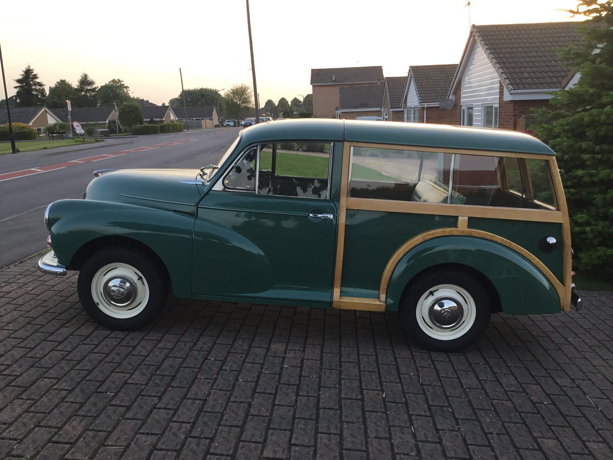 1969 morris minor traveller SOLD (picture 1 of 6)