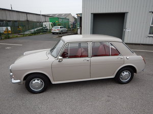 Picture of 1968 MORRIS 1300 MkII ADO16 Saloon SOLD