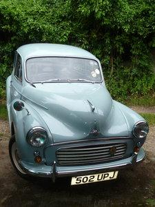 1961 Morris Minor 1000 (Grey)