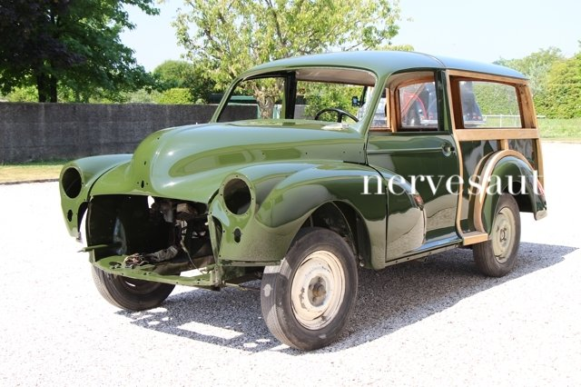1971 Morris Minor 1000 Traveller LHD For Sale (picture 1 of 6)