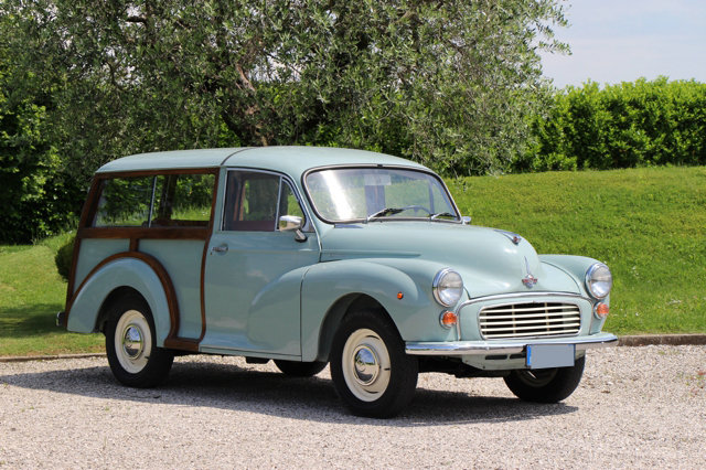 1963 Morris Minor 1000 Traveller LHD For Sale (picture 1 of 6)