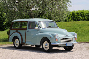 1963 Morris Minor 1000 Traveller LHD For Sale
