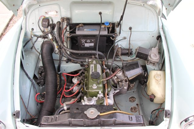 1963 Morris Minor 1000 Traveller LHD For Sale (picture 5 of 6)