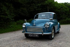 1961 Freshly Restored Morris 1000 For Sale