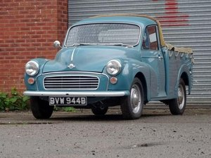 1964 Morris 6 CWT Pickup For Sale by Auction
