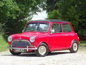 1964 Morris Mini Cooper S 1275 For Sale by Auction