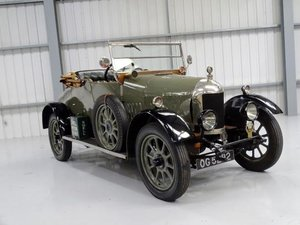 1924 Morris Cowley 'Bullnose' Tourer For Sale by Auction