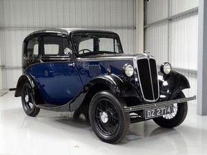 1936 Morris Eight Saloon For Sale by Auction