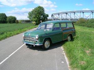 1955 Morris Oxford Series2 Traveller Estate Historic Vehicle For Sale