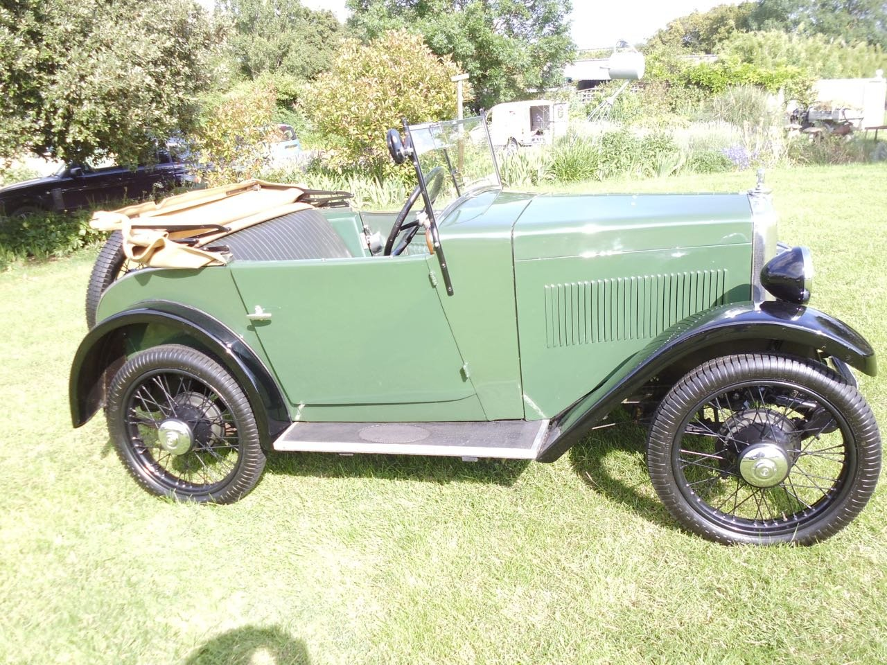 1932 Morris Minor Two seat Tourer For Sale (picture 3 of 6)