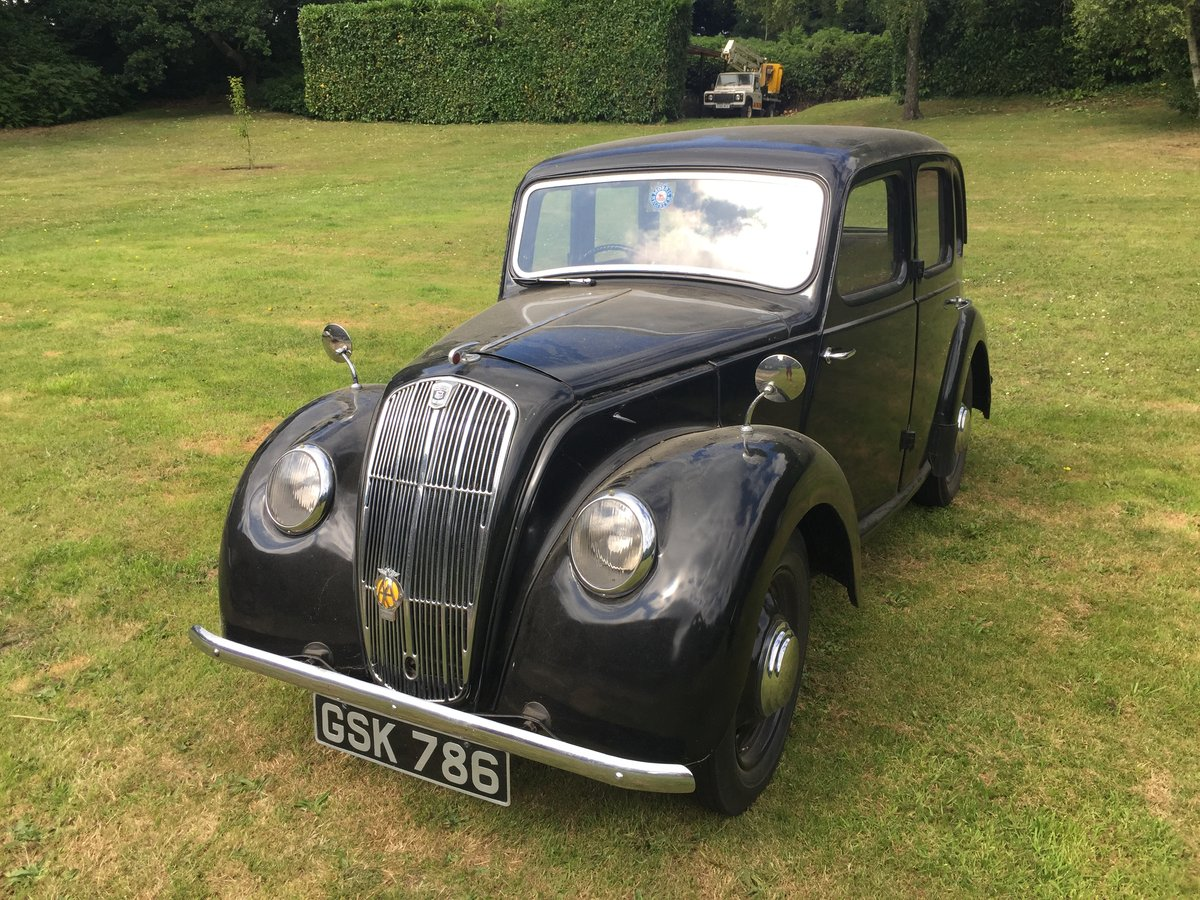 1947 Morris 8 Series E, Beautiful reliable good runner SOLD (picture 1 of 6)