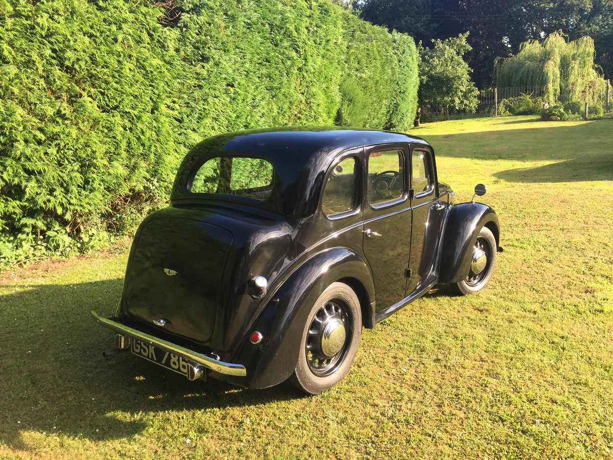 1947 Morris 8 Series E, Beautiful reliable good runner SOLD (picture 2 of 6)
