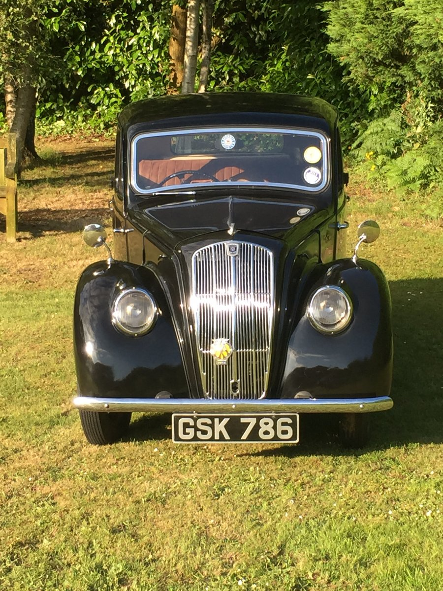 1947 Morris 8 Series E, Beautiful reliable good runner SOLD (picture 3 of 6)