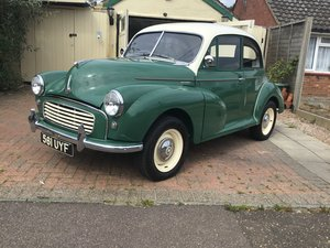 1954 Split screen ser 2 Morris minor For Sale
