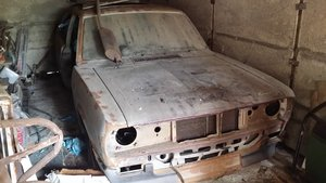 1974 Morris Marina 1.3 Coupe Abandoned project...