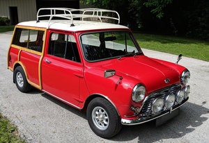 1962 Morris Mini Countryman