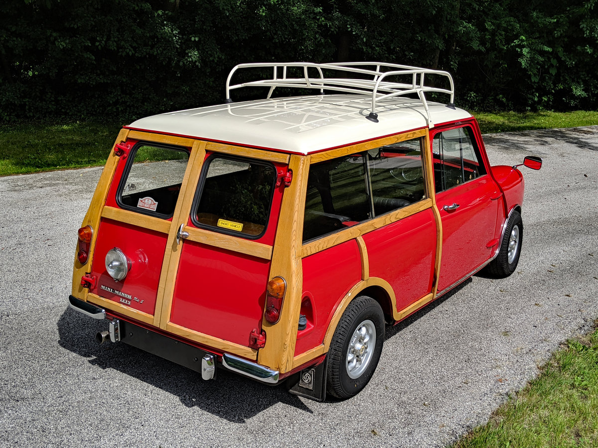 1962 Morris Mini Countryman For Sale (picture 2 of 6)