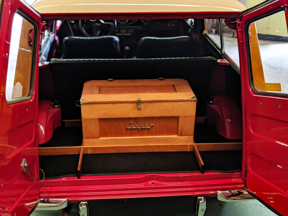 1962 Morris Mini Countryman For Sale (picture 4 of 6)
