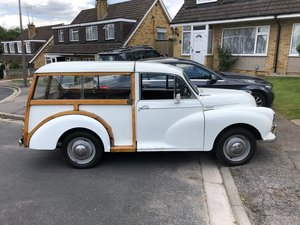 1971 Morris Traveller Beautiful Runnner For Sale
