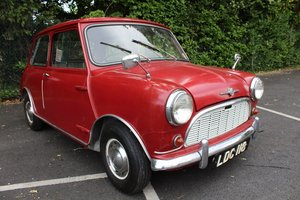Morris Mini Minor 1959 - To be auctioned 26-07-19 For Sale by Auction
