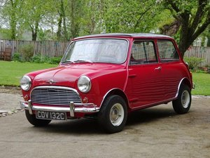 1965 Morris Mini Cooper For Sale by Auction