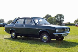 1972 Morris Marina 1.3 Deluxe Saloon For Sale