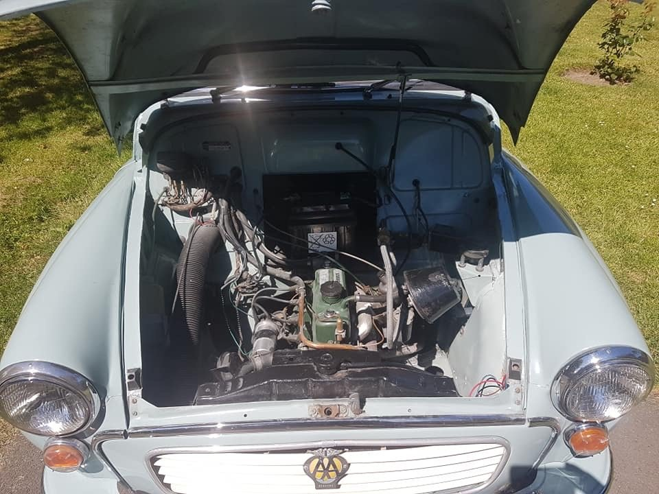 Genuine Morris minor convertable 1966 For Sale (picture 4 of 6)