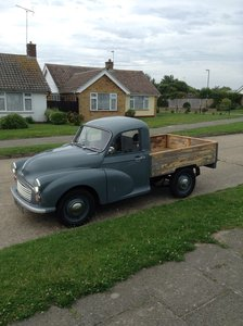 1964 Morris 1000 pickup