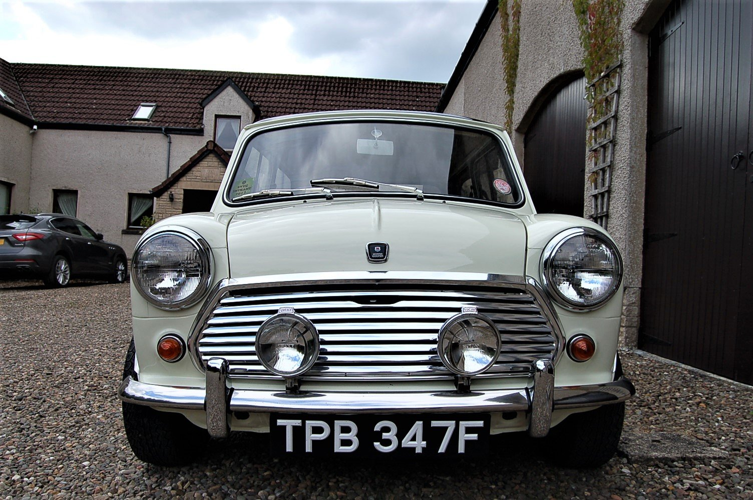 1968 Austin/Morris cooper MK11 s SOLD (picture 6 of 6)