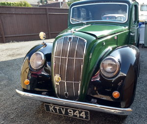 1948 Morris 8 Series E 4-door Saloon For Sale