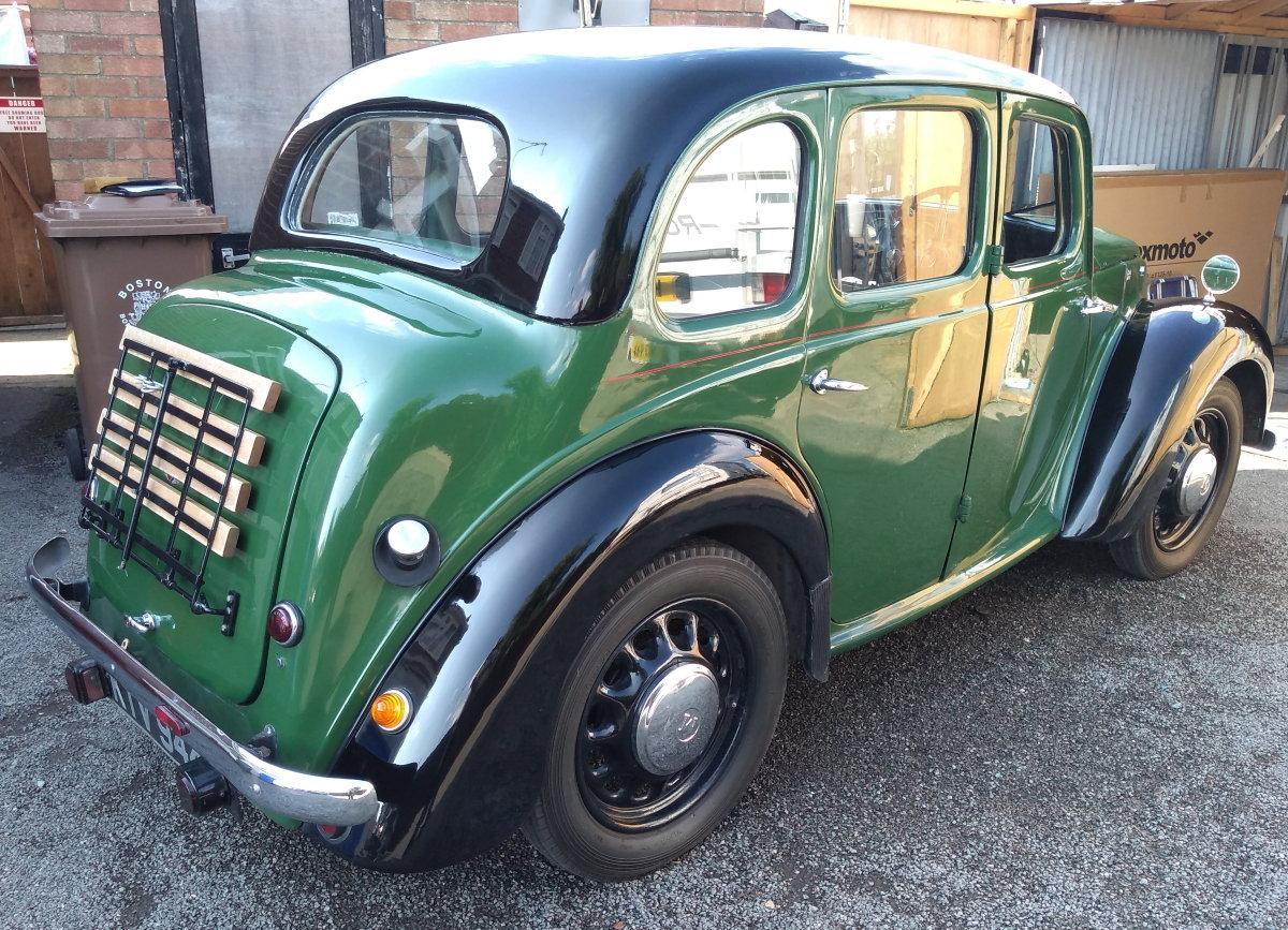 1948 Morris 8 Series E 4-door Saloon For Sale (picture 3 of 6)