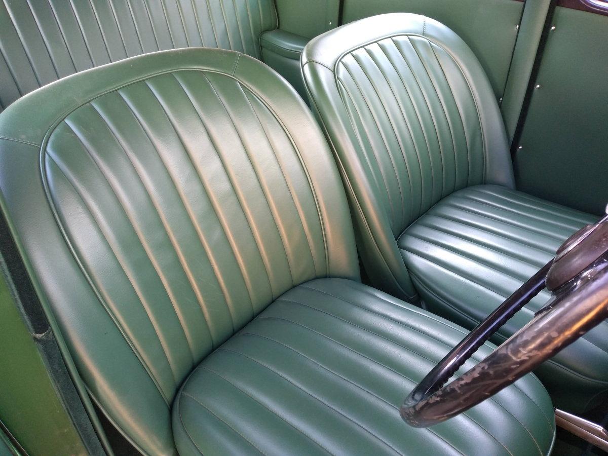 1948 Morris 8 Series E 4-door Saloon For Sale (picture 4 of 6)