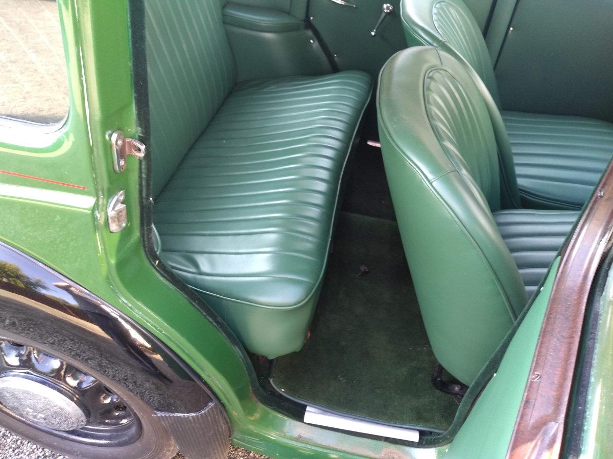 1948 Morris 8 Series E 4-door Saloon For Sale (picture 5 of 6)