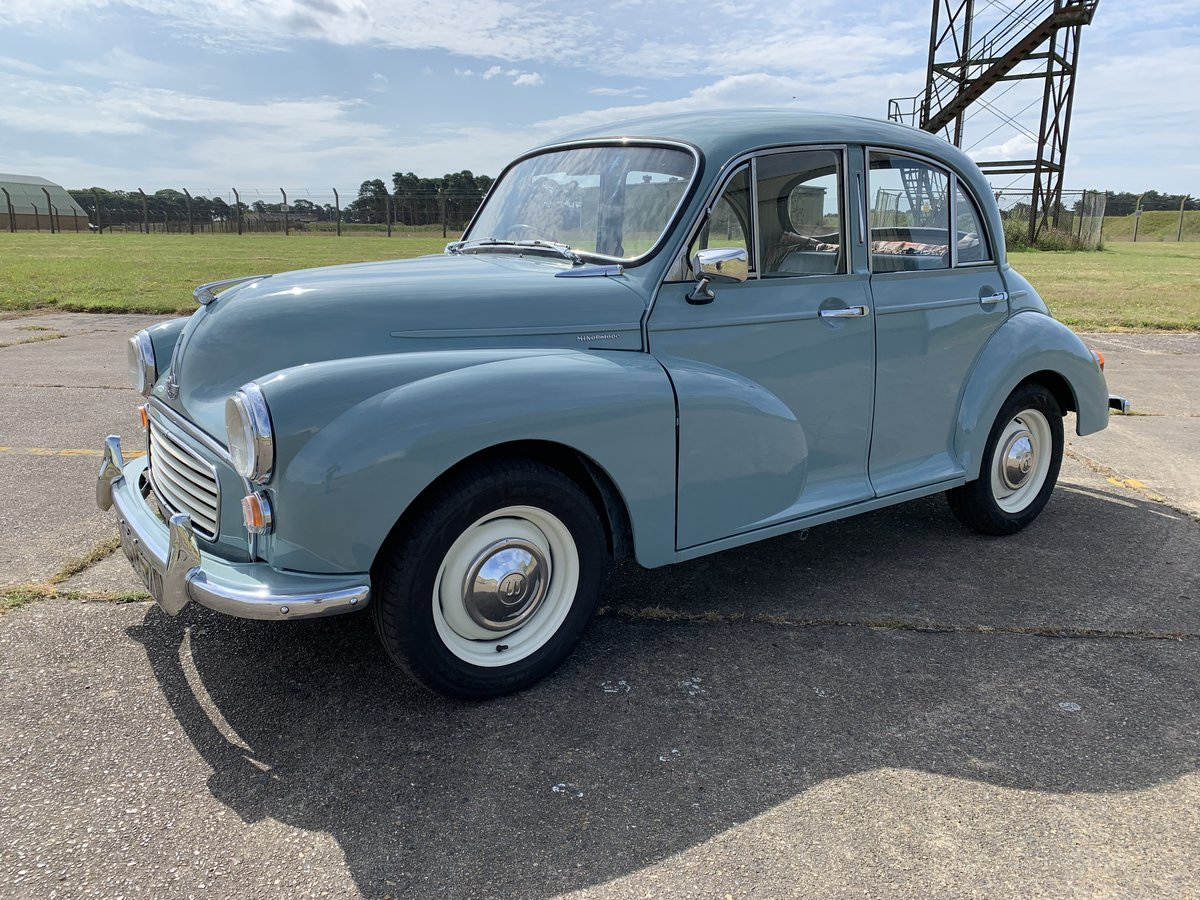 1960 Morris Minor - 1275cc, 5 speed SOLD (picture 1 of 6)