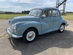 1960 Morris Minor - 1275cc, 5 speed SOLD