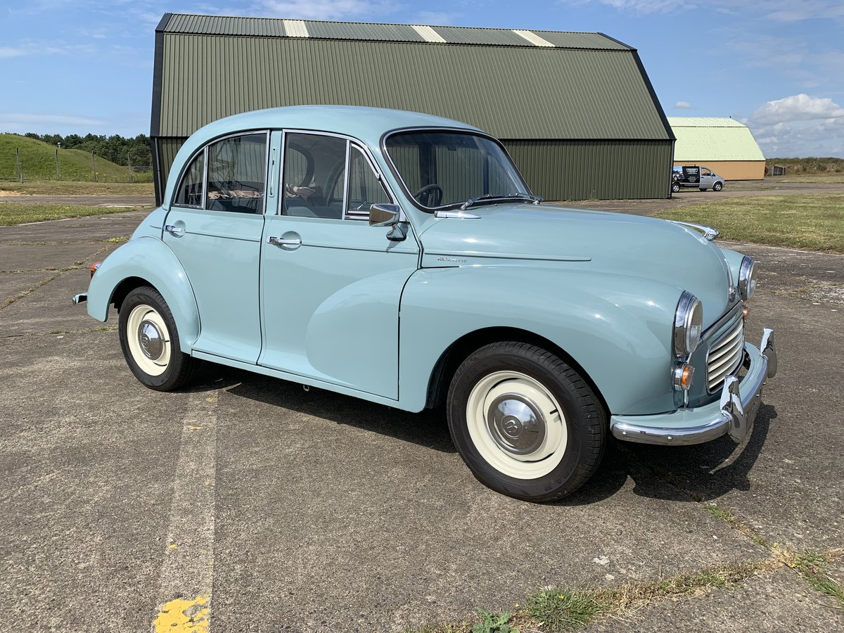 1960 Morris Minor - 1275cc, 5 speed SOLD (picture 2 of 6)