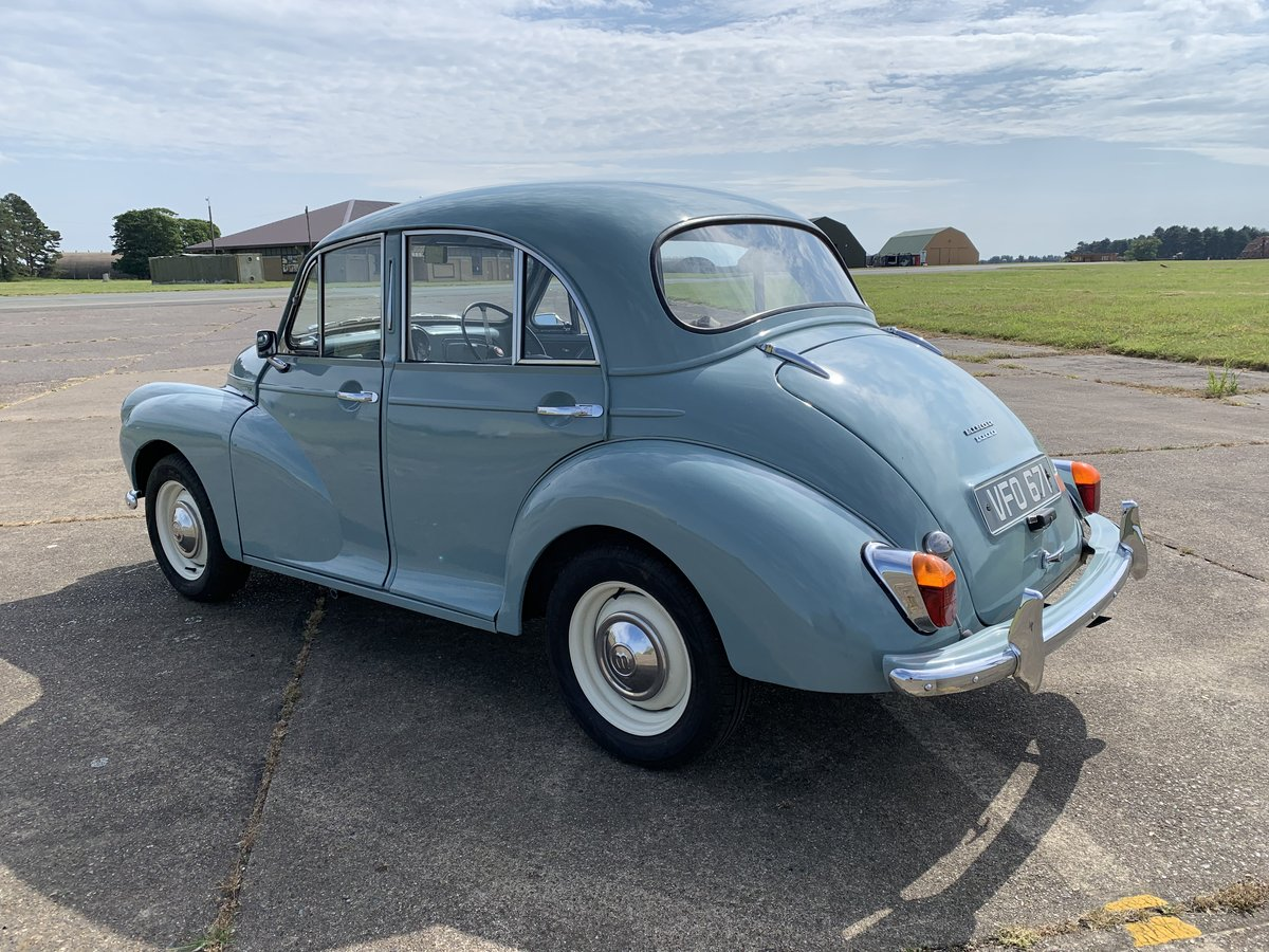 1960 Morris Minor - 1275cc, 5 speed SOLD (picture 3 of 6)