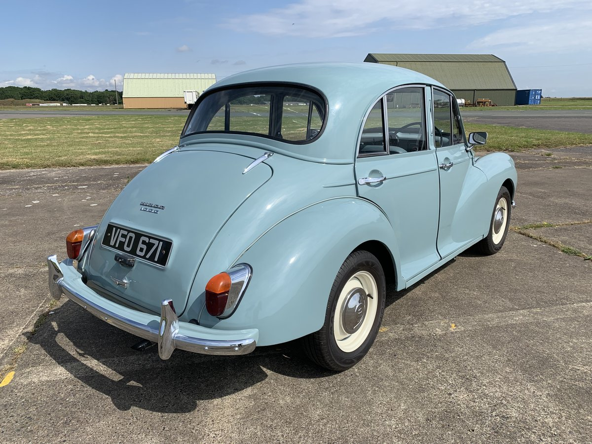 1960 Morris Minor - 1275cc, 5 speed SOLD (picture 4 of 6)