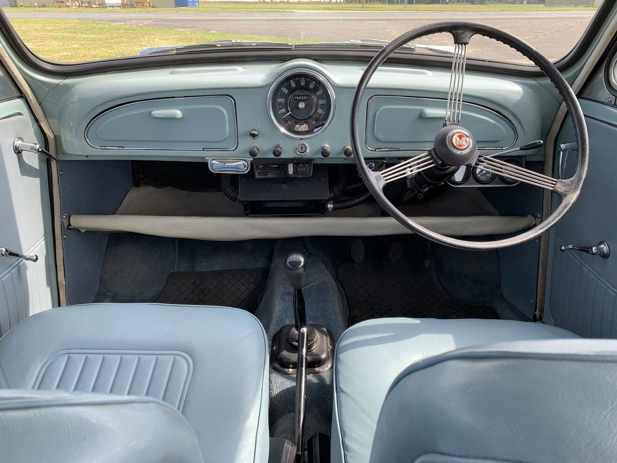 1960 Morris Minor - 1275cc, 5 speed For Sale (picture 5 of 6)