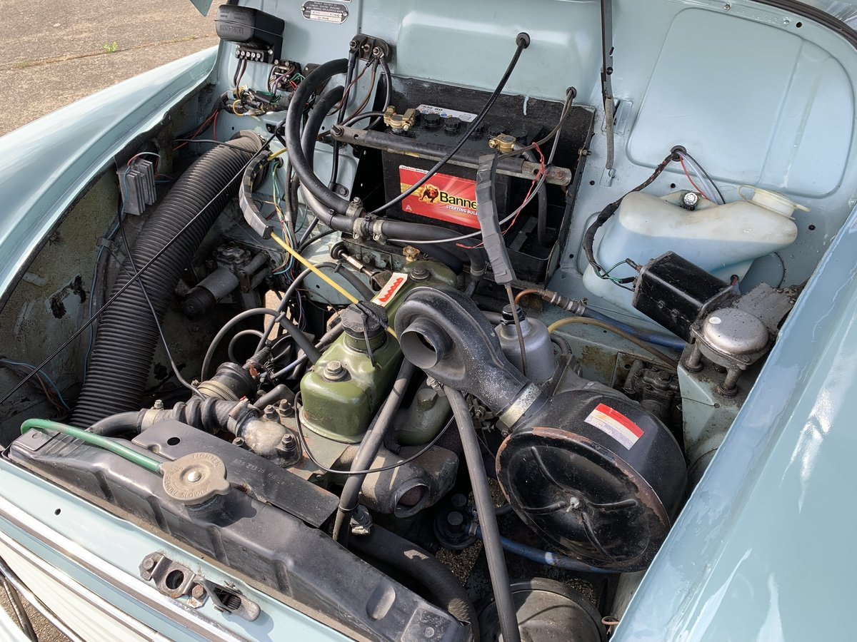 1960 Morris Minor - 1275cc, 5 speed SOLD (picture 6 of 6)