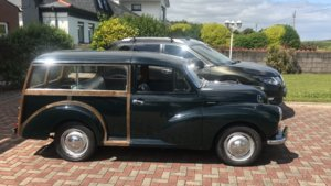 1970 Morris Traveller Woody For Sale