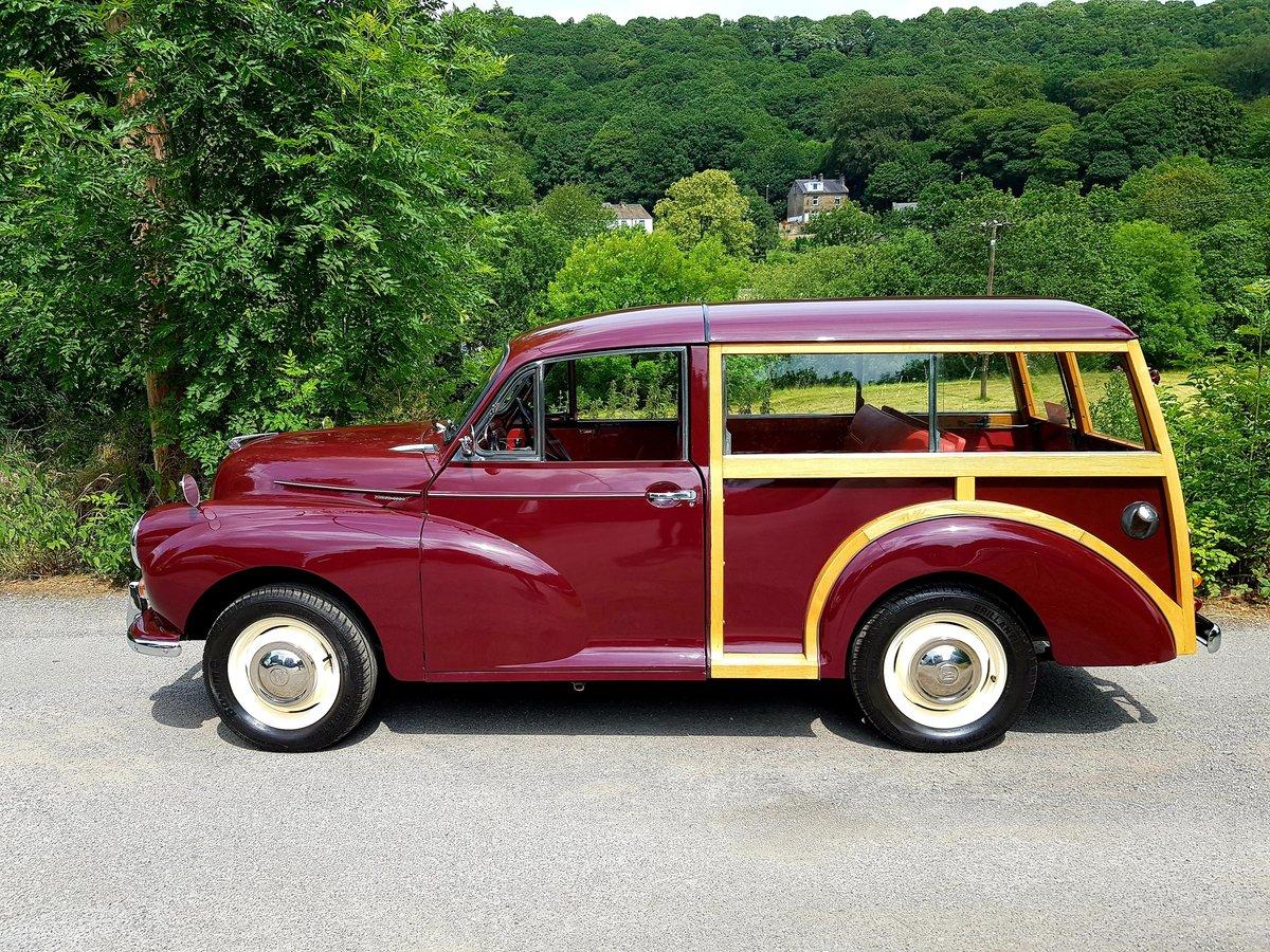 1969 Superb quality traveller, Disc brakes, servo and alternator  For Sale (picture 2 of 6)