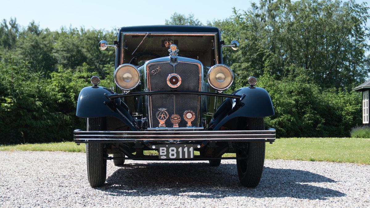 1934 Rare Morris Ten Six Sportmann Coupe  For Sale (picture 2 of 6)