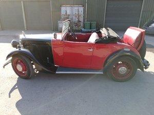 Restored 1934 Morris 10/4 For Sale