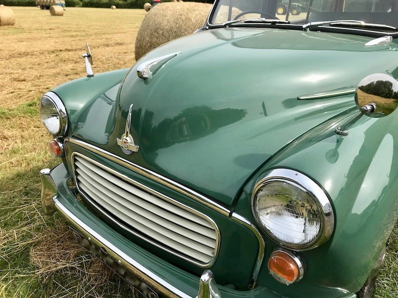 1969 Morris Minor Traveller cheap project, great starter classic SOLD (picture 6 of 6)