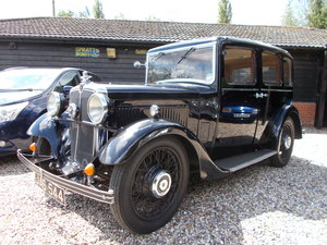 1934 Morris Ten Four 'Maud' SOLD